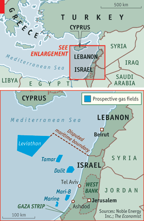 Israel Emerging as a Giant Energy Player