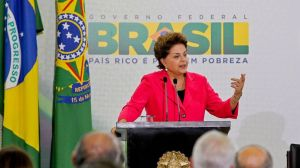 BRICS' Brazil President Next Washington Target
