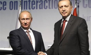 Turkey's Erdogan comes closer to Russia
